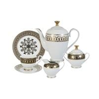 Чайный сервиз из фарфора на 6 персон «Вдохновение»