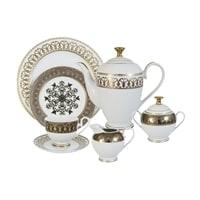Чайный сервиз из фарфора на 12 персон «Вдохновение»