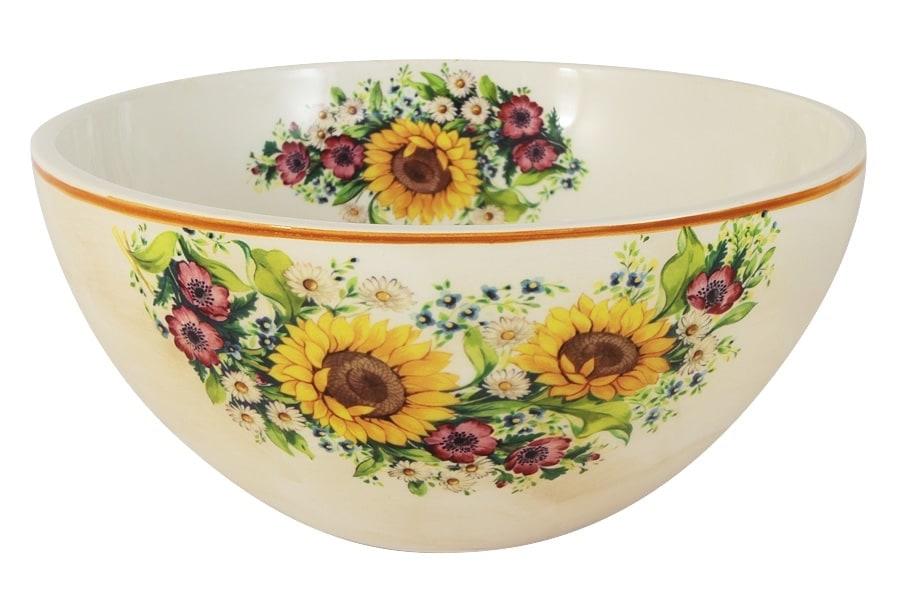 посуда керамическая из италии адаптирована для