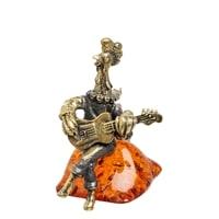 Фигурка «Петух с гитарой» AM-1573