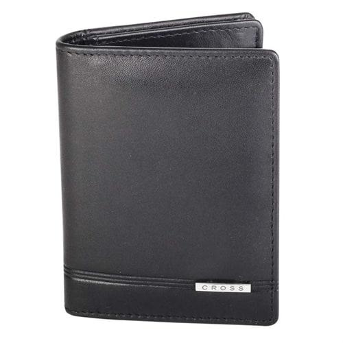 Обложка для кредитных карт Cross Classic Century Folded ID Card Case Black