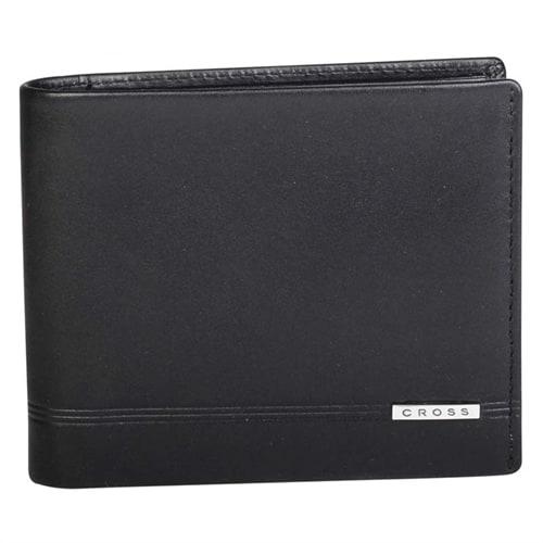 Кошелёк Cross Classic Century Overflap Wallet Black