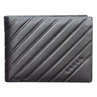 Кошелёк Cross Grabado Slim Wallet Black