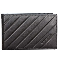 Держатель для денег Cross Grabado Bifold Money Clip Black