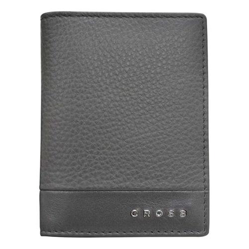 Обложка для кредитных карт Cross Folded ID Card Case Nueva FV Gray