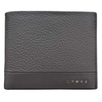 Кошелёк Cross Slim Wallet Nueva FV Gray