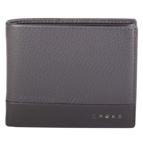 Кошелёк Cross ID Wallet Nueva FV Brown