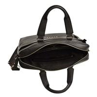 Портфель тонкий Cross Genuine Leather Briefcase Nueva FV Brown – AC021111-2