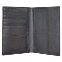 Обложка для документов Cross Grabado Global Passport Wallet with Cross Pen Black – AC178389-1
