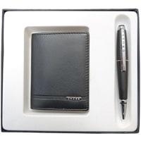 Подарочный набор Cross AC018036-1NAB: для кредитных карт и ручка