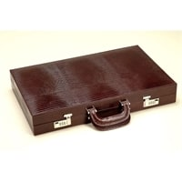 Нарды Renzo Romagnoli Brown Thesius Backgammon Case – K4087THM