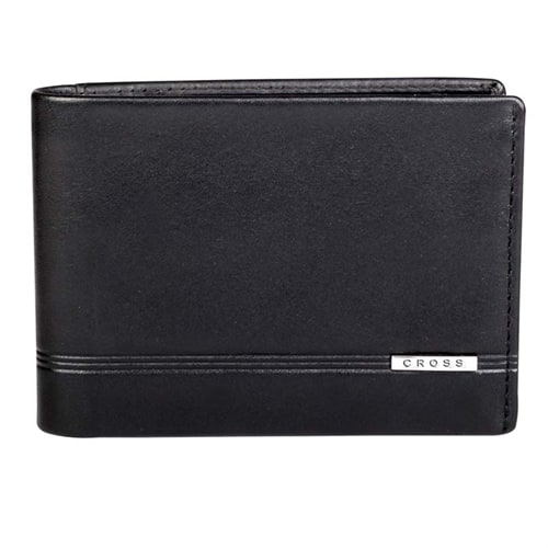 Набор Cross Century Classic Slim Bi-fold Wallet + шариковая ручка Cross