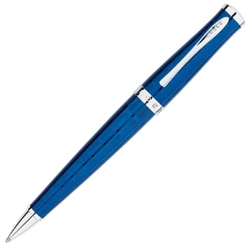 Шариковая ручка Cross Sauvage Blue Crocodile
