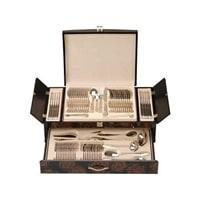 Набор столовых приборов в подарочной упаковке на 12 персон МВ-24196 – 24196