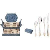 Набор столовых приборов в подарочной упаковке на 12 персон МВ-23441 – 23441