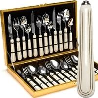 Набор столовых приборов в подарочной упаковке на 6 персон МВ-24921