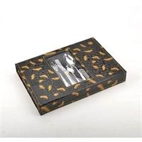 Набор столовых приборов в подарочной упаковке на 6 персон MB-20636