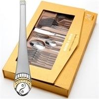 Набор столовых приборов в подарочной упаковке на 6 персон MB-23455
