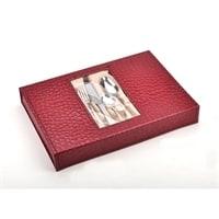Набор столовых приборов в подарочной упаковке на 6 персон MB-20631