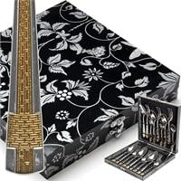 Набор столовых приборов в подарочной упаковке на 6 персон MB-25735