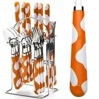 Набор столовых приборов на подставке 6 персон МВ-22491-4