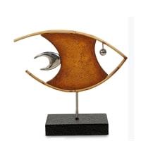 Фигура декоративная «Рыба» FINALI-89