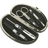Маникюрный набор GD 4 инструмента (черный)