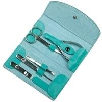 Маникюрный набор GD 5 инструментов (бирюзовый)