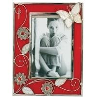 Рамка для фотографии Jardin D'Ete «Красный глянец» (фото 10х15 см)