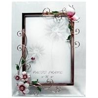 Рамка для фотографии Jardin D'Ete «Розовая глазурь», сталь, стекло, 18 х 23 см, фото 10 х15 см