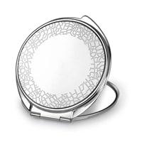 Зеркало косметическое Jardin D'Ete «Пустыня» серебристое