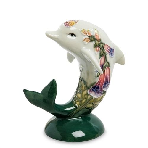 Фарфоровая фигурка «Дельфин» JP-44/15 (Pavone)