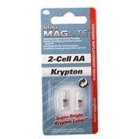 Лампочка криптоновая MAGLITE, к арт. K3A, 2 штуки в блистере