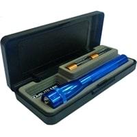 Фонарь MAGLITE LED (светодиод), 2АА, синий, 16,8 см, в пластиковой коробке