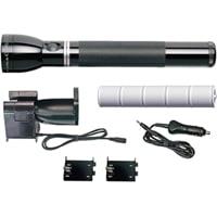 Фонарь MAGLITE Mag Charger (галоген), аккумуляторный (с заряд. устр.), черн., 32 см, в картон. короб