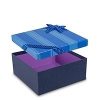 Подарочная коробка «Яркая тесьма» ZK-03/1
