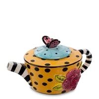 Заварочный чайник «Туфельки» CMS-01/21 (Pavone)