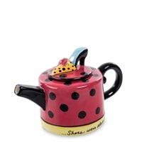 Заварочный чайник «Туфельки» CMS-01/22 (Pavone)