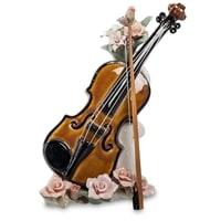 Музыкальная фигурка «Скрипка» CMS-15/25 (Pavone)