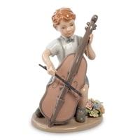 Фигурка «Мальчик с виолончелью» CMS-12/5 (Pavone)