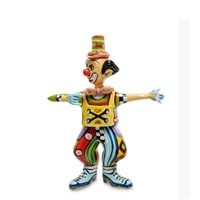 Статуэтка «Клоун Макс» TG-3062 (Томас Хоффман)