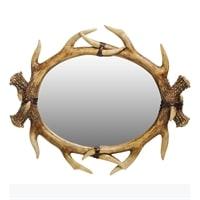 Зеркало настенное «Олений рог» TM-36