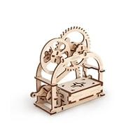 Механическая шкатулка. Конструктор 3D-пазл Ugears