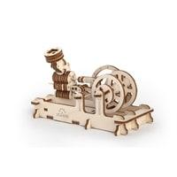 Пневматический двигатель. Конструктор 3D-пазл Ugears