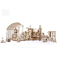 Фабрика роботов. Конструктор 3D-пазл Ugears