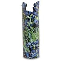 Ваза «Irises» Винсент Ван Гог (Silhouette d'art Parastone)