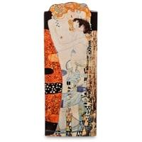 Ваза «Die Drei Lebensphasen der Frau» Густав Климт (Silhouette d'art Parastone)