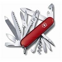 Нож перочинный VICTORINOX Handyman, 91 мм, 24 функции, красный