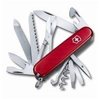Нож перочинный VICTORINOX Ranger, 91 мм, 21 функция, красный