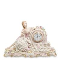 Часы «Девушка с цветами»  SV-52 (Sabadin Vittorio)